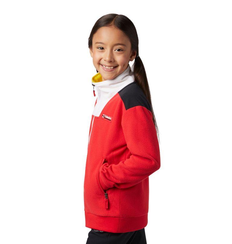 Disney - Y Intertrainer Fleece Jacket | 691 | L Kids' Disney Intertrainer Fleece Jacket, Bright Red, a1