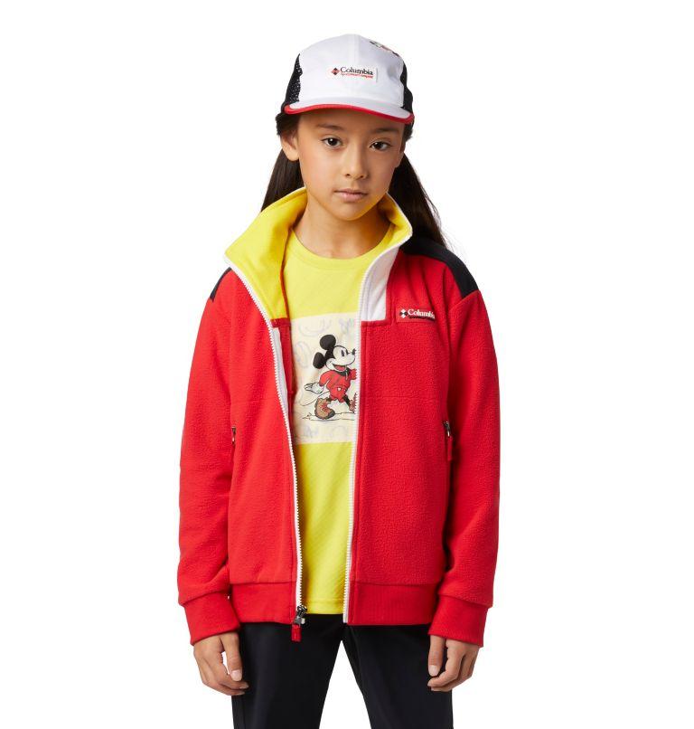 Disney - Y Intertrainer Fleece Jacket | 691 | L Kids' Disney Intertrainer Fleece Jacket, Bright Red, a3
