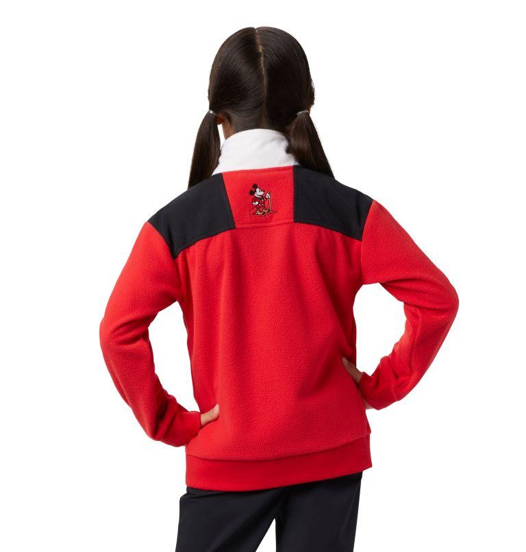 Disney - Y Intertrainer Fleece Jacket | 691 | L Kids' Disney Intertrainer Fleece Jacket, Bright Red, back
