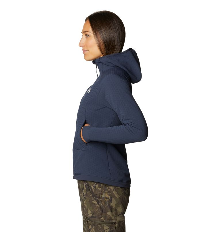 Keele™ Ascent Hoody | 406 | XL Women's Keele™ Ascent Hoody, Dark Zinc, a1