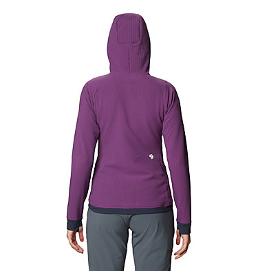 Chandail à capuchon Keele™ Ascent Femme Keele™ Ascent Hoody | 502 | L, Cosmos Purple, back
