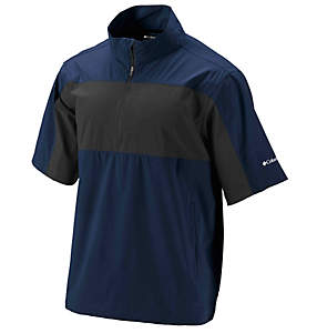 Men's Early Riser Short Sleeve Windbreaker