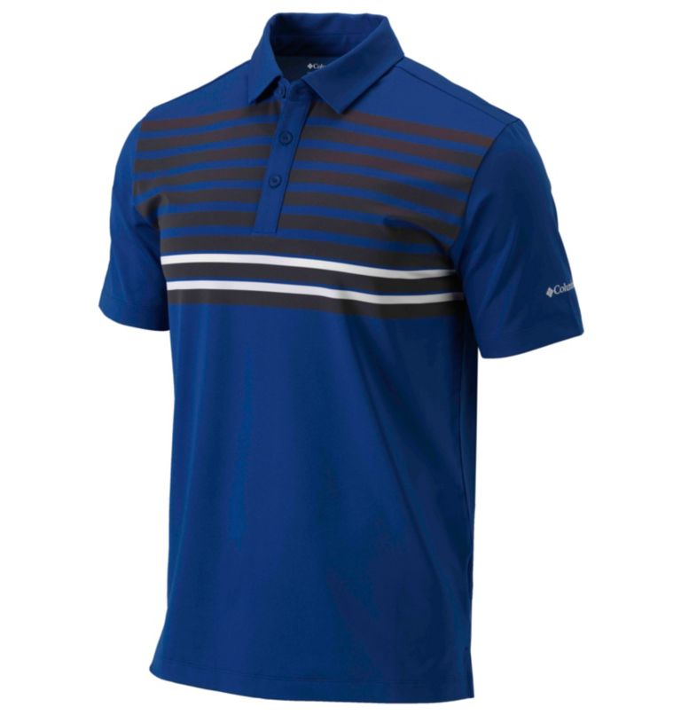 Men's Golf Omni-Wick™ Energy Polo Men's Golf Omni-Wick™ Energy Polo, front