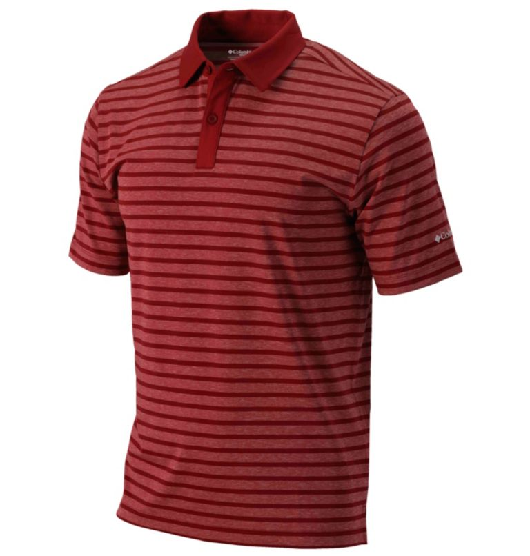 Men's Golf Omni-Wick™ Gamer Polo Men's Golf Omni-Wick™ Gamer Polo, front