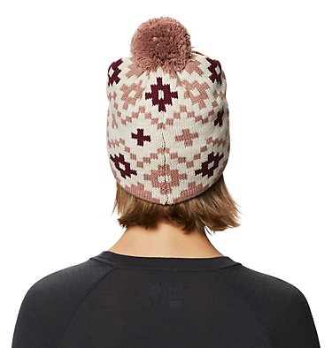 Women's White Peak™ Beanie White Peak™ Beanie | 102 | O/S, Stone, back