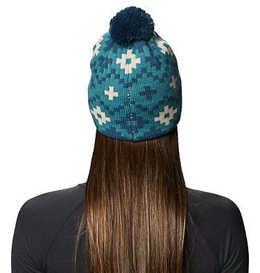 Women's White Peak™ Beanie White Peak™ Beanie | 102 | O/S, Washed Turq, back