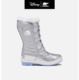 Botte pour jeunes Disney x Sorel Joan of Arctic Frozen 2