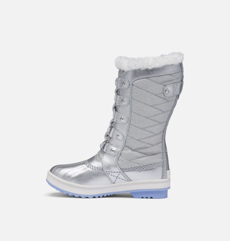 Disney X Sorel Children's Youth Tofino Boot –Frozen 2 Boot Disney X Sorel Children's Youth Tofino Boot –Frozen 2 Boot, medial
