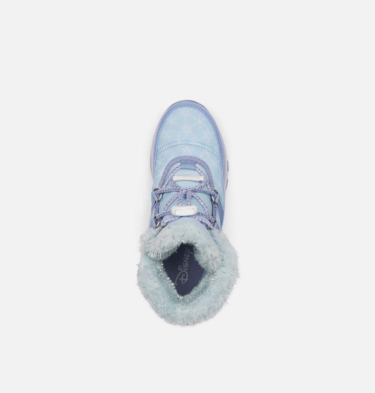 Disney X Sorel Youth Whitney™ Short Frozen 2 Boot –Elsa Edition Disney X Sorel Youth Whitney™ Short Frozen 2 Boot –Elsa Edition, top