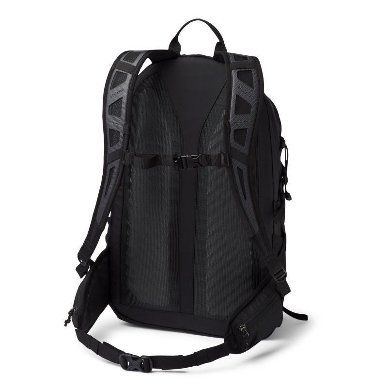 Silver Ridge™ 30L Backpack | 010 | O/S Silver Ridge™ 30L Backpack, Black, back