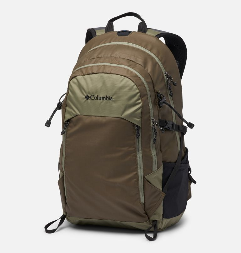 Silver Ridge™ 30L Backpack | 319 | O/S Silver Ridge™ 30L Backpack, Olive Green, Stone Green, front
