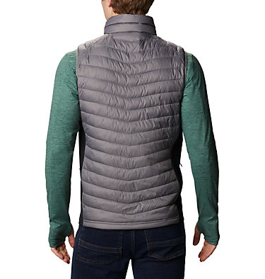 Men's South Valley™ Vest South Valley™ Vest | 010 | L, City Grey, Black, back