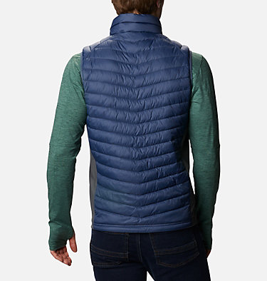 Men's South Valley™ Vest South Valley™ Vest | 010 | L, Dark Mountain, Grill, back