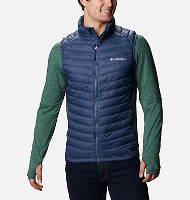 Men's South Valley™ Vest South Valley™ Vest | 010 | L, Dark Mountain, Grill, front