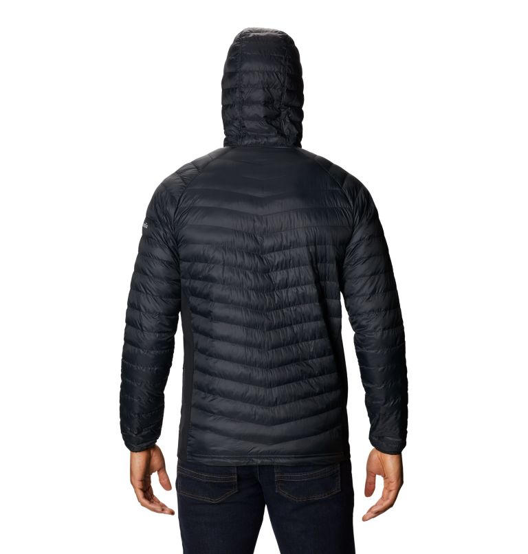 Men's South Valley™ Hybrid Hooded Jacket Men's South Valley™ Hybrid Hooded Jacket, back