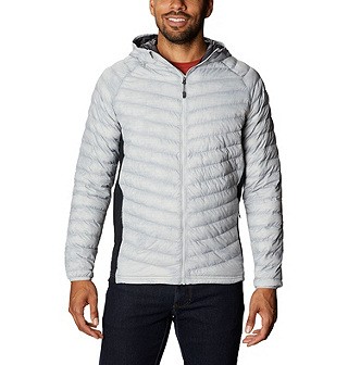 Columbia South Valley Hybrid Men's Hooded Jacket