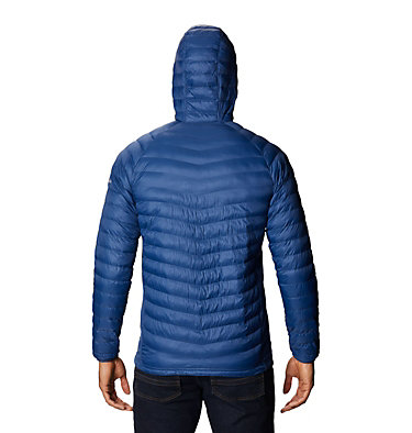 Men's South Valley™ Hybrid Hooded Jacket South Valley™ Hybrid Hooded Jacket | 469 | L, Carbon, back