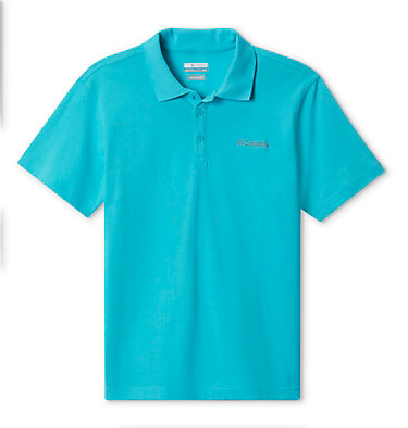 Wingard™ II Solid Pique Polo Wingard™ II Solid Pique Polo | 019 | L, Atoll, front