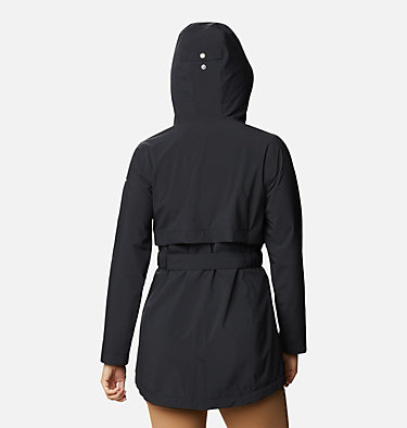 Manteau Trench Of Many™ pour femme Trench Of Many™ Jacket   010   L, Black, back