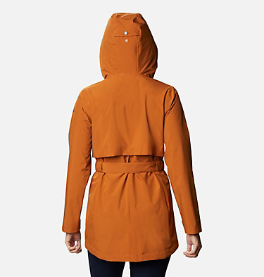 Women's Trench Of Many™ Jacket Trench Of Many™ Jacket | 010 | L, Caramel, back