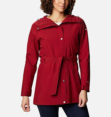 Women's Trench Of Many™ Jacket Trench Of Many™ Jacket | 010 | L, Beet, front
