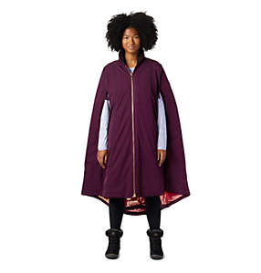 Women's Disney Anna Down Cape