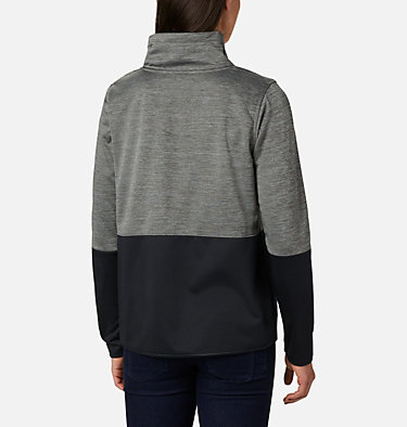 Women's Rosemont Station™ Pullover Rosemont Station™ Pullover | 522 | S, Charcoal Heather, Black, back