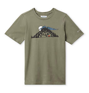 Boys' Hiking Champs™ Short Sleeve Tee