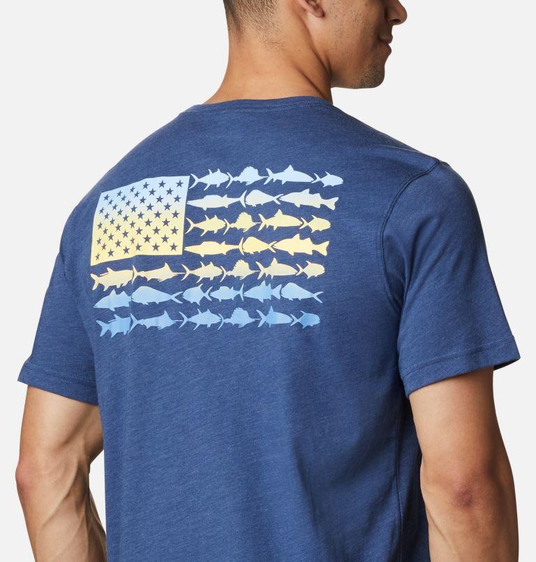 Men's PFG™ Fish Flag Pocket T-Shirt Men's PFG™ Fish Flag Pocket T-Shirt, a3
