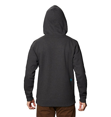 Men's MHW Out Yonder™ Pullover Hoody MHW Out Yonder™ Pullover Hoody | 831 | L, Heather Black, back