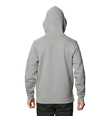 Men's MHW Out Yonder™ Pullover Hoody MHW Out Yonder™ Pullover Hoody | 831 | L, Heather Manta Grey, back