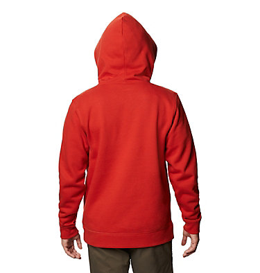Men's MHW Out Yonder™ Pullover Hoody MHW Out Yonder™ Pullover Hoody | 831 | L, Desert Red, back