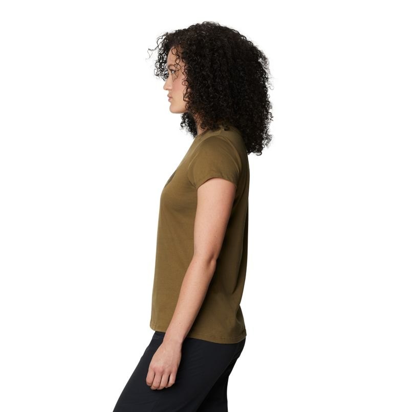 Mountain Hardwear Logo™ Short Sleeve T | 253 | XS Mountain Hardwear Logo™ Short Sleeve T, Raw Clay, a1