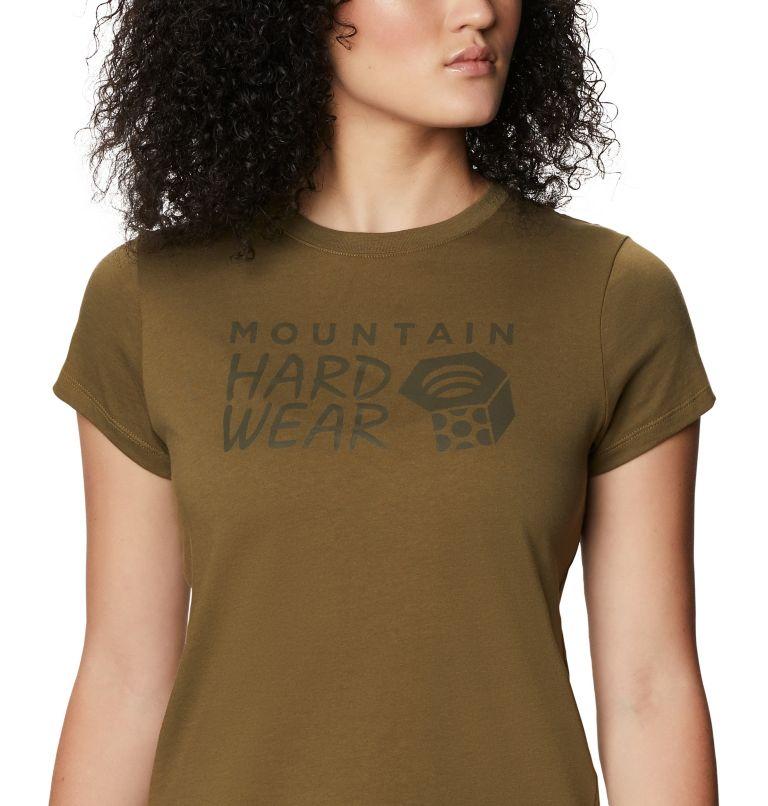 Mountain Hardwear Logo™ Short Sleeve T | 253 | XS Mountain Hardwear Logo™ Short Sleeve T, Raw Clay, a2