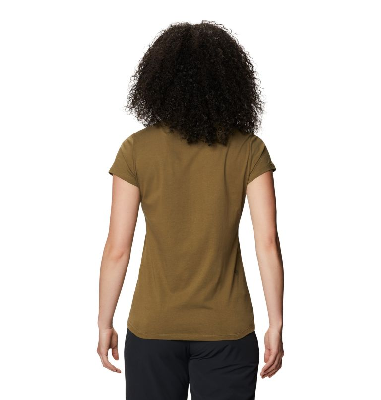 Mountain Hardwear Logo™ Short Sleeve T | 253 | XL Women's Mountain Hardwear Logo™ Short Sleeve T, Raw Clay, back