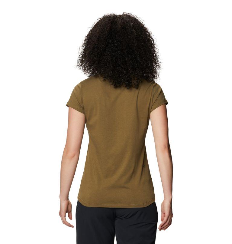 Mountain Hardwear Logo™ Short Sleeve T | 253 | XS Mountain Hardwear Logo™ Short Sleeve T, Raw Clay, back