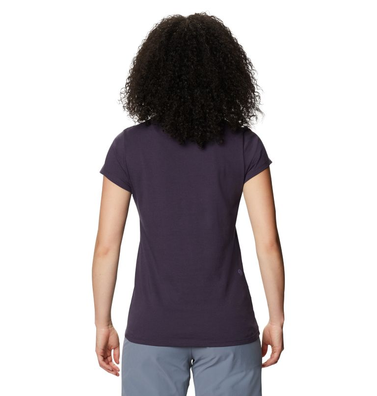 Women's Mountain Hardwear Logo™ Short Sleeve T Women's Mountain Hardwear Logo™ Short Sleeve T, back