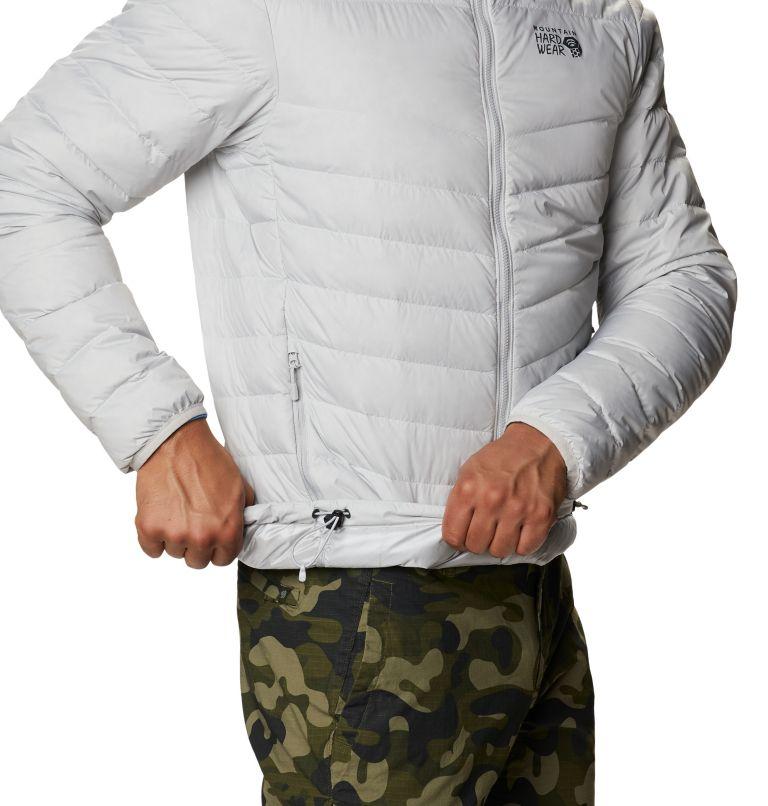 Hotlum™ M Hooded Jacket | 063 | M Men's Hotlum™ Hooded Down Jacket, Grey Ice, a3