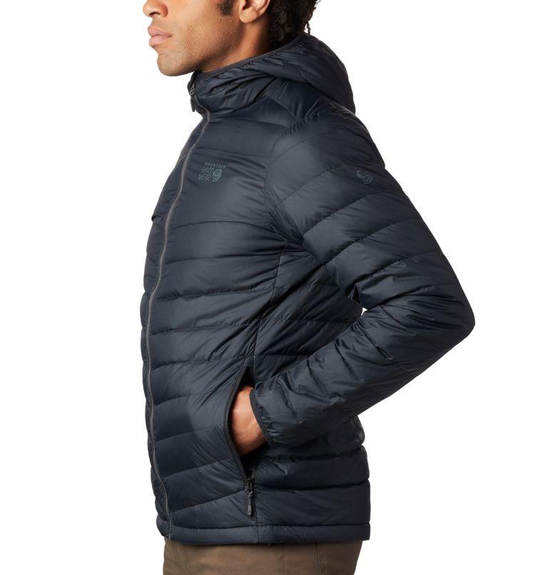 Hotlum™ M Hooded Jacket | 090 | XXL Men's Hotlum™ Hooded Down Jacket, Black, a1