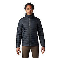 Hotlum Hooded Men's Down Jacket (Multiple colors)