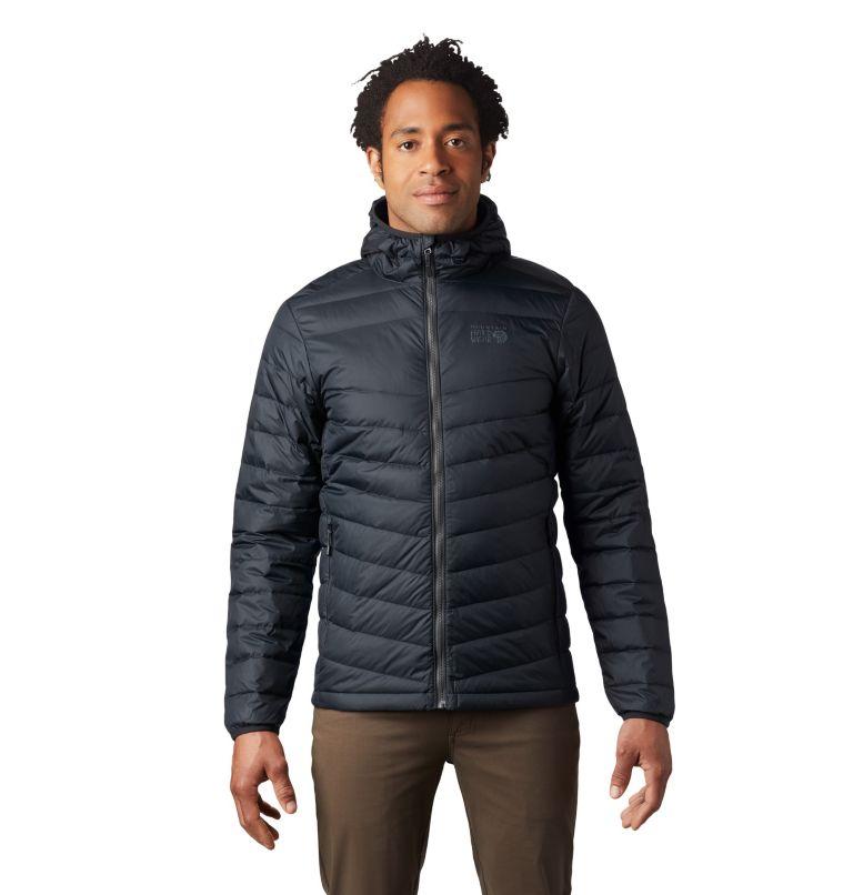 Hotlum™ M Hooded Jacket | 090 | XXL Men's Hotlum™ Hooded Down Jacket, Black, front
