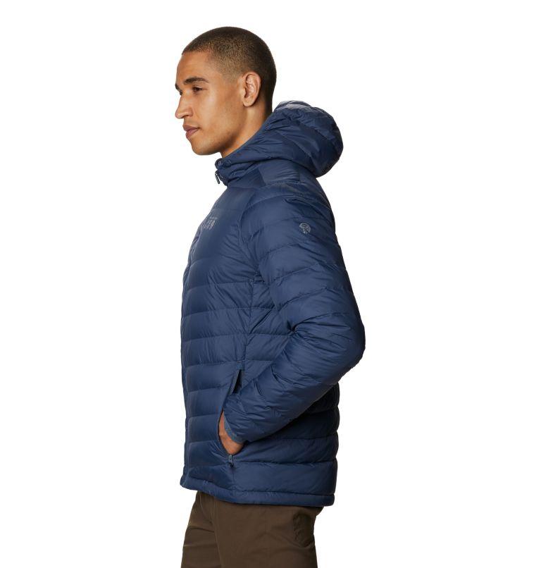 Hotlum™ M Hooded Jacket | 492 | L Men's Hotlum™ Hooded Down Jacket, Zinc, a1