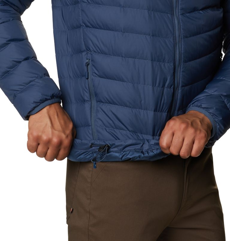 Hotlum™ M Hooded Jacket | 492 | L Men's Hotlum™ Hooded Down Jacket, Zinc, a3