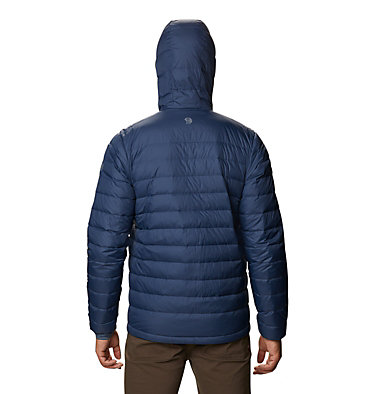 Men's Hotlum™ Hooded Down Jacket Hotlum™ M Hooded Jacket | 063 | L, Zinc, back