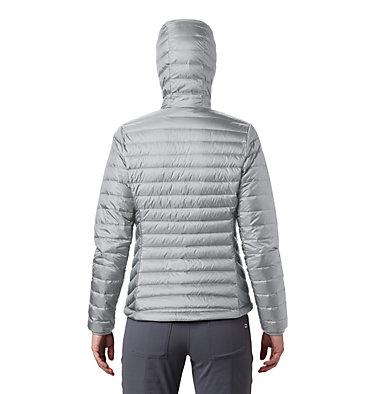 Women's Hotlum™ Hooded Down Jacket Hotlum™ W Hooded Jacket | 063 | L, Grey Ice, back
