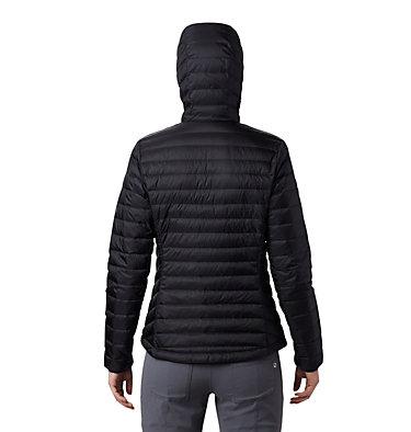 Women's Hotlum™ Hooded Down Jacket Hotlum™ W Hooded Jacket | 063 | L, Black, back