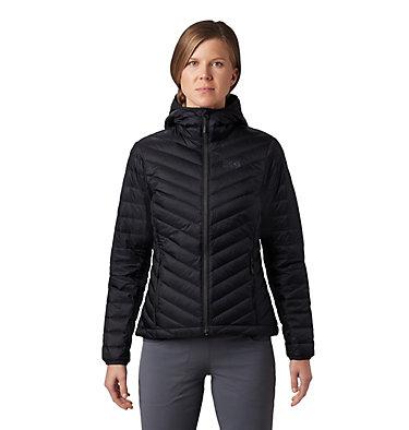 Women's Hotlum™ Hooded Down Jacket Hotlum™ W Hooded Jacket | 063 | L, Black, front