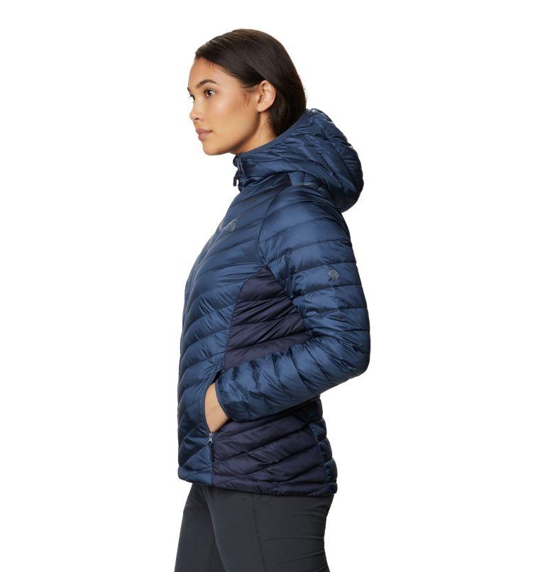 Hotlum™ W Hooded Jacket | 492 | S Women's Hotlum™ Hooded Down Jacket, Zinc, a1