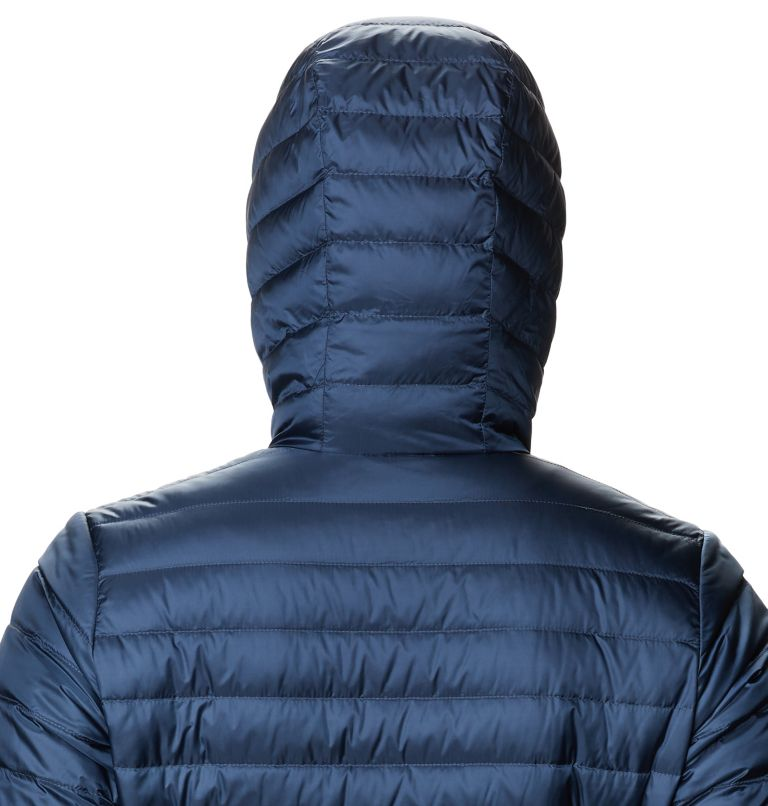 Hotlum™ W Hooded Jacket | 492 | XS Women's Hotlum™ Hooded Down Jacket, Zinc, a3