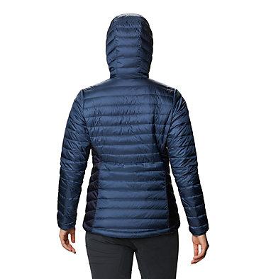 Women's Hotlum™ Hooded Down Jacket Hotlum™ W Hooded Jacket | 063 | L, Zinc, back